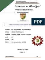 Informe de Concreto i