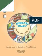 Agricultura Organica, Manual Del Docente