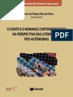 O conto e o romance contemporâneos na perspectiva das literaturas pós-autônomas