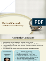 282574268 United Cereal Case Study