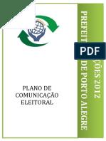 Renovar - Planejamento comunicação POA2012