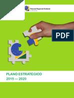 TRE-MA - Plano Estratégico 2015-2020