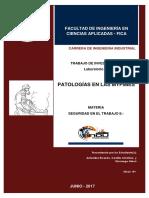 Patologia Grupo 1
