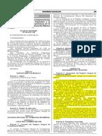 D.S. 018-2017-EM Requisitos e Incentivos