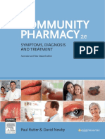 Community Pharmacy; Symptoms, Diagnosis and Treatment