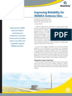 Asentria-WP-Improving Reliability for WiMAX