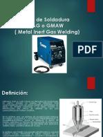 Soldadura MIG/MAG