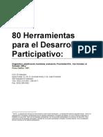 80 Herramientas Para El Desarrollo