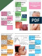 measles pamphlet