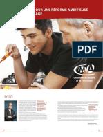 APCMA - Livre-blanc sur l'apprentissage