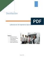 Destilacin Simple