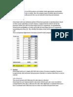 Accounting Analysis Report