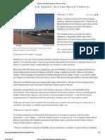Intense Backlash Against Arizona Speed Cameras _ NPR