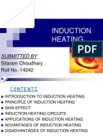 Induction Heating14242 Ppt