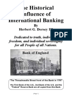 Historical Influence of International Banking (Herbert G. Dorsey III).pdf