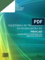Coletânea. Artigos Do III Procad. E-BOOK COMPLETO