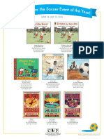 Candlewick Press Soccer Titles