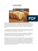 A Bread a Day_The Autolyse Method