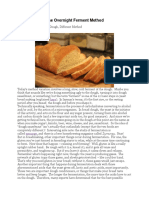 A Bread a Day_The Overnight Ferment Method