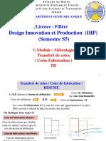 Transfert Cotes(TD45) 1