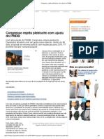 Congresso Rejeita Plebiscito Com Ajuda Do PMDB