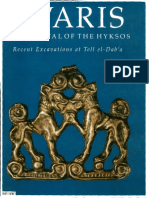 Bietak, Manfred Avaris the Capital of the Hyksos Recent Excavations at Tell El-Dab'a