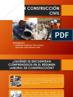 Sector Construccion Civil