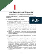 Ed. Diferencial  Educación de Párvulos Trastornos Específicos del Lenguaje (TEL).pdf