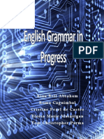 English Grammar in Progress
