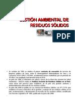 1_ y 2_ Sesión Gestion de Residuos Sólidos