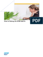 How to Debug the EPM Add-In