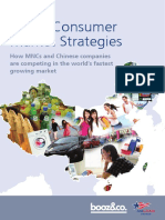 China Consumer Market Strategies 2012 En