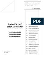 V81-AG RACK Controller Manual
