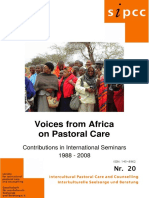 Pastoral Counselling Africa