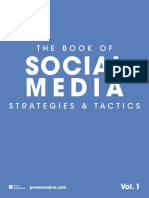 The Book of Social Media Strategies Tactics Vol. 1 TOC