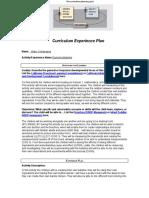 cd 12 curriculum experience plan  3