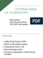 Cutting EdgeTechnology Slides