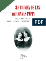 El doble crimen de las hermanas Papin.pdf