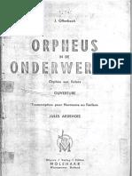 (BANDA) Orfeo en los infiernos - Offenbach (Score & Parts).pdf