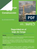 Presentación Izaje de Cargas en La Construcción