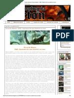 Confraria de Arton Dicas Do Mestre - D&D  Anatomia de Uma História No Mar