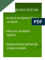 Tema 3 Microorganismos Industriales Cultivos Microbianos