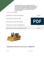 El tractor de Orugas con Bulldozer.docx
