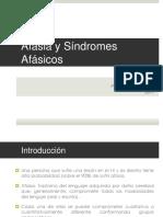 Afasia y Sindromes Afaìsicos 2 2017
