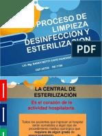 Limpieza Desinfeccion y Esterilizacio