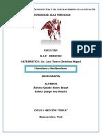 Trabajo de Filosofia PDF
