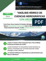 Curso Análisis Hídrico de Cuencas Hidrográficas Uciency