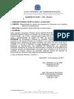 ACORDÃO CFA - Treinamento