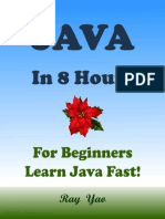 JAVA for Beginners, In 8 Hours, Learn Coding Fast!