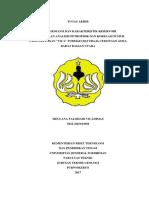 Proposal Pertamina Cirebon